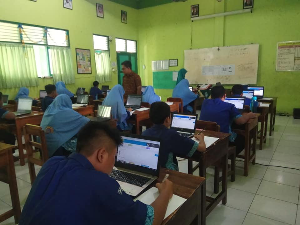 PAS CBT SMP Birrul Walidain Muhammadiyah Sragen