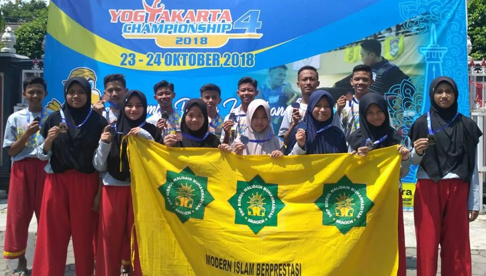 Juara YKTC 4 Di Yogyakarta