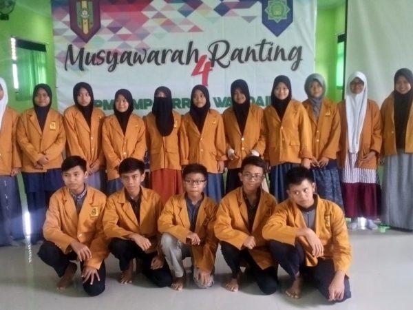 Pimpinan Ranting IPM Gelar Musyawarah Ranting ke-4