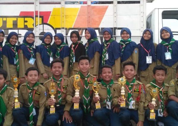 Boyong 9 Piala Di Jambore Daerah ( Jamda ) HW 2019