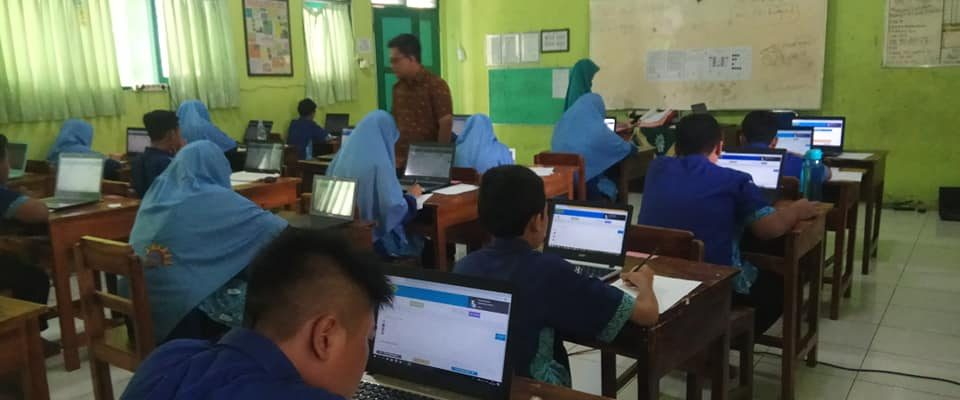PAS Berbasis laptop
