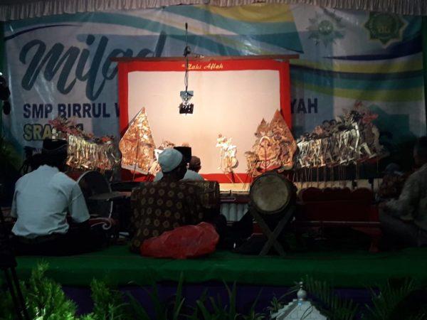 Milad SMP Birrul Walidain Muhammadiyah Sragen