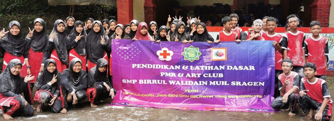 Diklatsar PMR dan Art Club